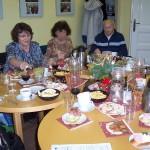 Vánoční setkání vedoucích klubů seniorů v Kontaktu