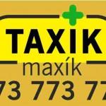 Objednejte si Taxík Maxík